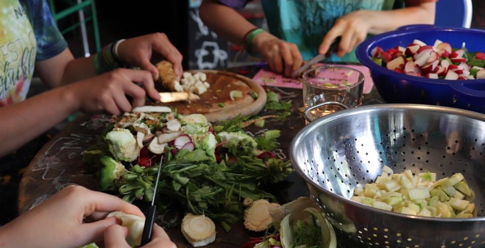 genießbare Lebensmittel retten