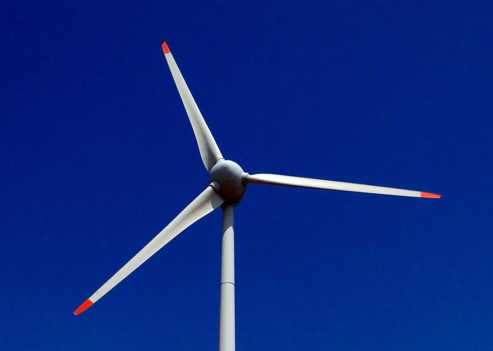Energiewende durch Windenergie